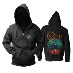 Cool Opeth Sorceress Hooded Sweatshirts Sweden Metal Music Hoodie