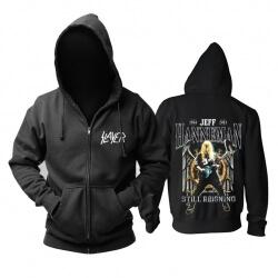 Cool Slayer Hoodie United States Metal Rock Sweatshirts