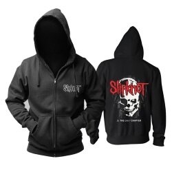Cool Slipknot Hoodie Us Metal Music Band Sweatshirts