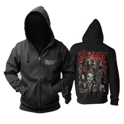 Cool Slipknot Hoodie Us Metal Music Band Sweatshirts