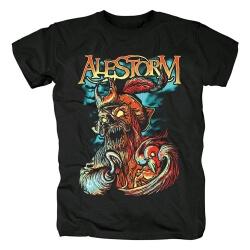 Cool Uk Alestorm T-Shirt Metal Punk Graphic Tees