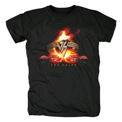 Cool Van Halen Tshirts Metal Rock Band T-Shirt