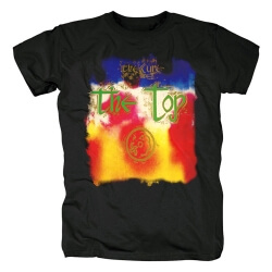 The Cure The Top Tees Punk Rock T-Shirt