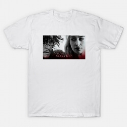 Daenerys Targaryen and Jon Snow Tshirt