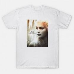 Daenerys Targaryen White Tee Shirt
