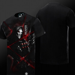 Dark Series Overwatch Reaper T-shirt