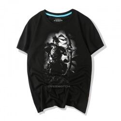 Darkness Hanzo Tshirts Overwatch Top