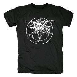 Darkthrone Band T-Shirt Black Metal Rock Shirts