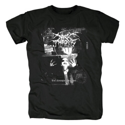 Darkthrone T-Shirt Black Metal Punk Shirts
