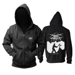 Darkthrone Too Old Too Cold Hoodie Metal Music Sweat Shirt