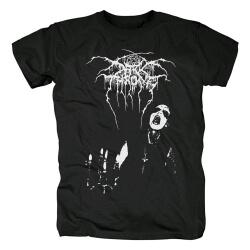 Darkthrone Transilvanian Hunger T-Shirt Black Metal Rock Graphic Tees