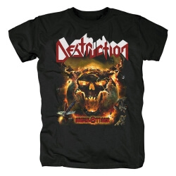 Destruction Under Attack Tshirts Metal Band T-Shirt