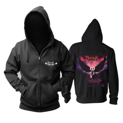 Dethklok Hoodie Hard Rock Metal Music Band Sweatshirts