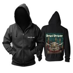 Devildriver Hoody Metal Music Hoodie