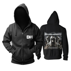Divine Heresy Hoodie Metal Punk Rock Sweat Shirt