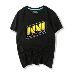 Dota 2 Game Natus Vincere Navi Team Tshirts