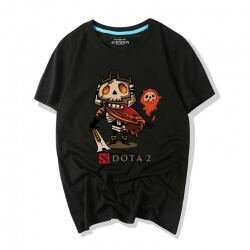Dota 2 Game Skeleton King Tshirts