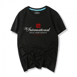 Dota Heroes The International DOTA2 Championships TI T-Shirt
