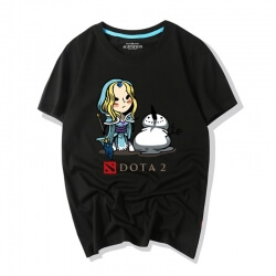 Dota Heroes T-Shirts Crystal Maiden Shirts