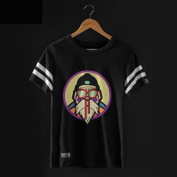 Dragon Ball Z Master Roshi T-shirt For Men