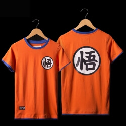 Dragon Ball Z Son Goku T Shirt DBZ Black Tee