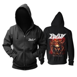 Edguy Hoodie Metal Rock Band Sweatshirts