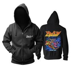 Edguy Rocket Ride Hoodie Metal Rock Band Sweat Shirt