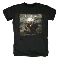 Elements Of The Infinite Graphic Tees Allegaeon T-Shirt