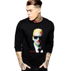 Eminem Long Sleeve T-Shirt Rap Hip Hop Tee
