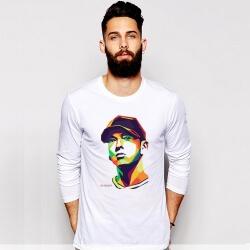 Eminem Rap Hip Hop Long Sleeve T-Shirt