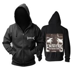 Emmure Hooded Sweatshirts Metal Punk Rock Hoodie
