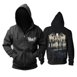 Fallujah Hooded Sweatshirts Hard Rock Metal Music Hoodie