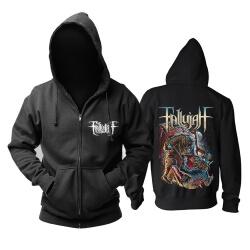 Fallujah Hooded Sweatshirts Hard Rock Metal Music Hoodie