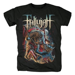 Fallujah T-Shirt Metal Rock Tshirts