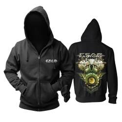 Fear Factory Hooded Sweatshirts Metal Punk Rock Hoodie