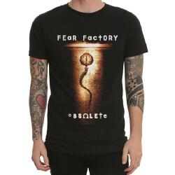 Fear Factory Long Sleeve T-Shirt Rock Music Team Metal
