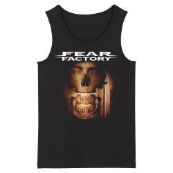 Fear Factory Tank Tops Metal Sleeveless Shirts