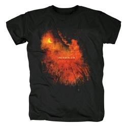 Finland Metal Graphic Tees Quality Insomnium T-Shirt