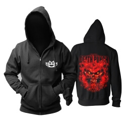 Five Finger Death Punch Hell To Pay Hoodie California Metal Rock Sweatshirts