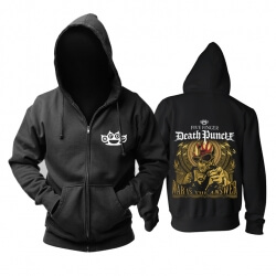 Five Finger Death Punch Hooded Sweatshirts Hard Rock Metal Rock Band Hoodie