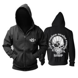 Five Finger Death Punch Hoodie Hard Rock Metal Rock Band Sweat Shirt