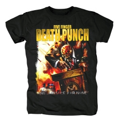 Five Finger Death Punch Tee Shirts California Hard Rock T-Shirt