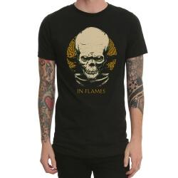 In Flames Heavy Metal Rock T-Shirt for Men