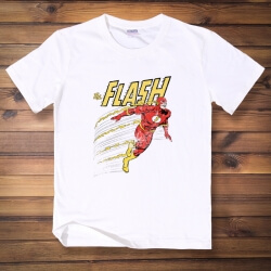 The Flash Grant Gustin TV Printing T Shirt