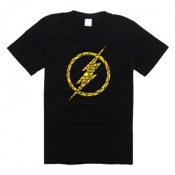 The Flash Printing Tee Short SLeeve Tshirt Plus Size