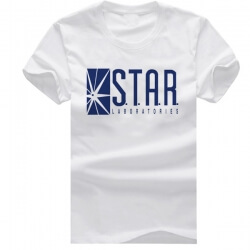 The Flash STARLABS Short Sleeve Tee For Men