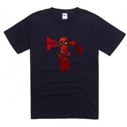 Funny Marvel deadpool character Tshirt