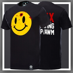 Funny Pubg Tshirt Black Couple Playerunknown'S Battlegrounds T-shirt