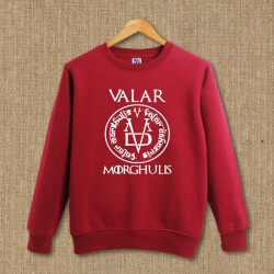 Game of Thrones All Men Must Die Pullover Hoodie