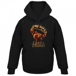 Game of Thrones Hoodie Crown Sweatshirt